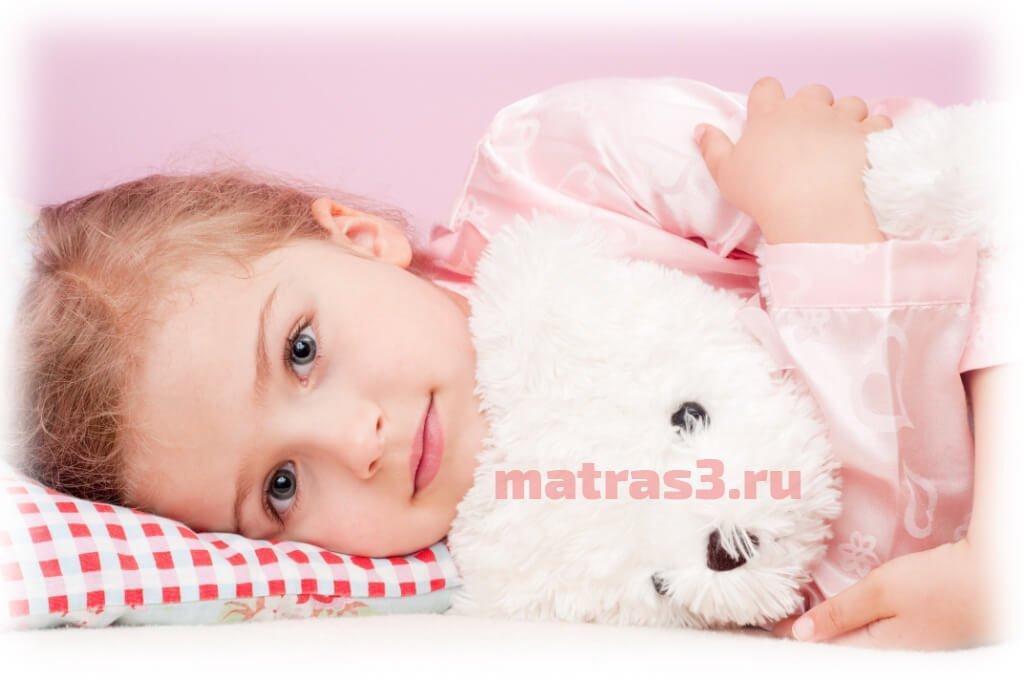 Детские матрасы от 3 - 5 лет