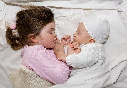 Крепкий долгий сон - залог здоровой нервной системы и развития малыша.